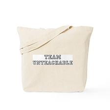 Team UNTEACHABLE Tote Bag