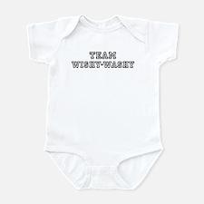 Team WISHY-WASHY Infant Bodysuit