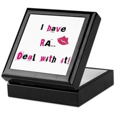 Rheumatoid Arthritis Keepsake Box