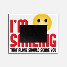 im smiling Picture Frame
