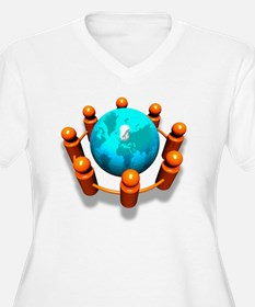 Social networking T-Shirt
