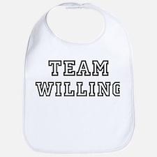 Team WILLING Bib