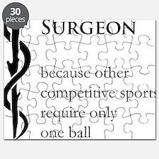 Surgeon Because... Puzzle