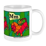 M is for Manticore Mug