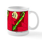 J is for Jaculus Mug