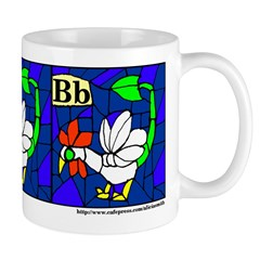 B is for Basilisk Mug