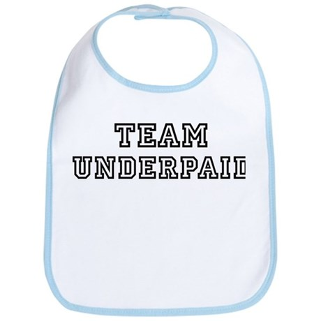 Team UNDERPAID Bib