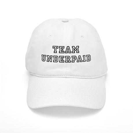 Team UNDERPAID Cap