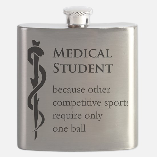 Medical Student Because... Flask