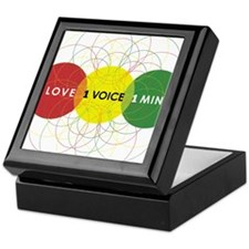 NEW-One-Love-voice-mind9 Keepsake Box