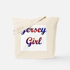 Jersey Girl Dark Tote Bag