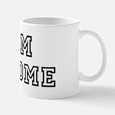 Team WELCOME Mug
