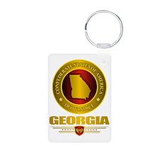 CSA Georgia Keychains