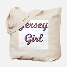 Jersey Girl Light Tote Bag