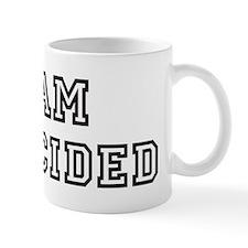 Team UNDECIDED Coffee Mug