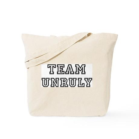 Team UNRULY Tote Bag