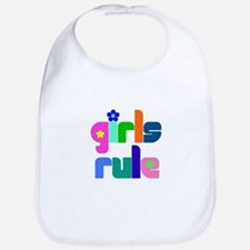 Girls rule Bib