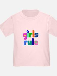 Girls rule T
