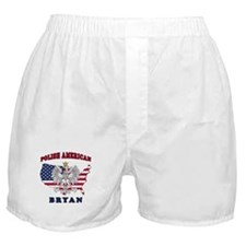 Bryan Texas Polish Boxer Shorts