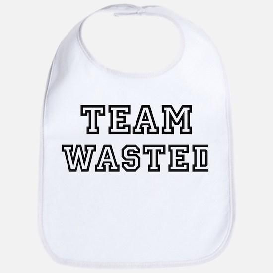 Team WASTED Bib