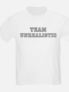 Team UNREALISTIC Kids T-Shirt