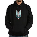 British special forces Hoodie (dark)