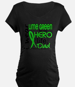 D Hero In Life Dad Lymphoma T-Shirt