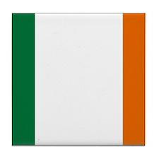 Ireland National Flag Tile Coaster