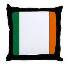 Ireland National Flag Throw Pillow