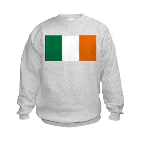 Ireland National Flag Kids Sweatshirt