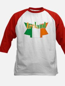 The Ireland flag ribbon Tee