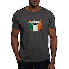 The Ireland flag ribbon T-Shirt