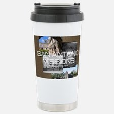sanantonio1 Stainless Steel Travel Mug