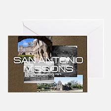 sanantonio1 Greeting Card