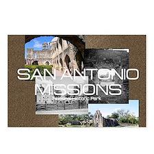 sanantonio1 Postcards (Package of 8)