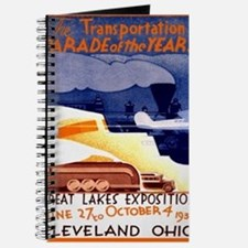 Cleveland Transportation Parade of the Yea Journal