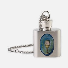 Corpus Christi Flask Necklace