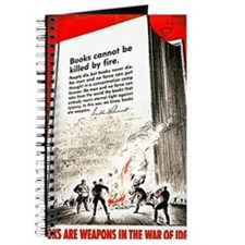 Books are weapons in the war of ideas Journal