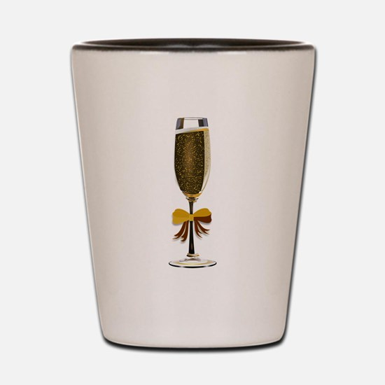 Champagne Glass Shot Glass