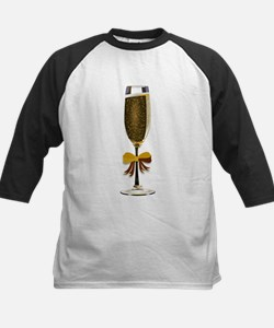 Champagne Glass Baseball Jersey