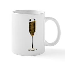 Champagne Glass Mugs