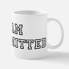 Team UNCOMMITTED Mug