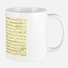 Nurse Nurse Nurse Yellow Shoulder Bag Mug