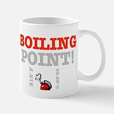BOILING POINT - 212F - 99.98C Mug