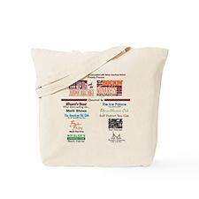 Jube Dog T Sponsors Back Tote Bag