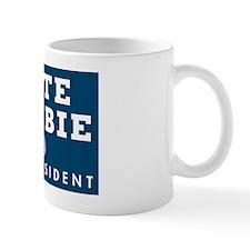 Vote Zombie 1 Banner Mug