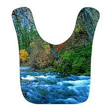 Mountain river in fall Bib