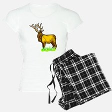 Mountain Elk Pajamas