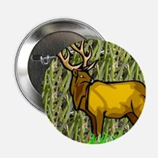 "Mountain Elk Puzzle 2.25"" Button"