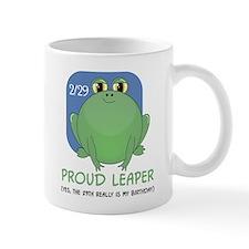 Proud Leaper Small Mug